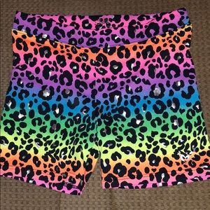 Rainbow Cheetah Just Spandex